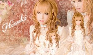 Hizaki Versailles Wallpaper by drinkmorebourbon