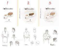 promoting Coffecake by Lenap