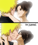 Request : NaruTen : by NarutoLover6219