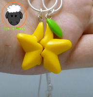 Paopu Fruit Necklaces by Hybrid-Sheep