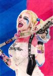 Harley Quinn - Suicide Squad by kill312