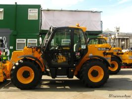 One and Other - JCB by missionverdana
