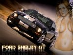 Wallpaper of Ford Shelby GT by TuningmagNet