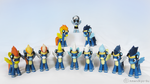 The Wonderbolts by Amandkyo-Su