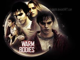 Warm Bodies by shesguiltybydesign