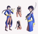 Character Design: Natamin Underwood by Natamin