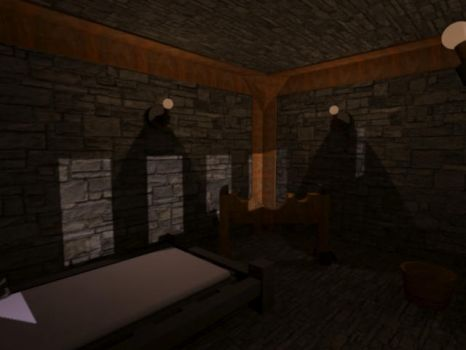 Dungeon Room - Updated by someguysname