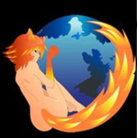 Firefox Girl by MoeStrif