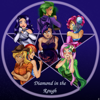 Heist: Diamond In TheRough by bunnish