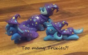 Too Many Trixies? by Eneha