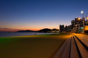 Busan Cityscape by TimGrey