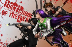 Highschool of the Dead by TyrineCarver