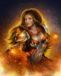 Fire Mage by eternalyoung