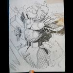 Thor by apvmiciano