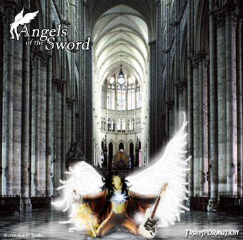 Angels of the Sword CD Cover by KaiStarr