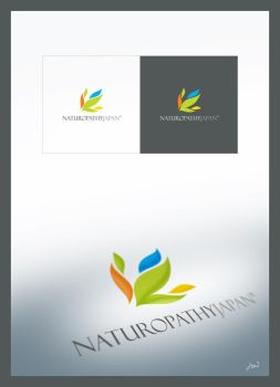 Naturopathy Japan logo by arpad