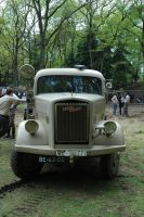 Opel Blitz fire engine ww2 by BlokkStox