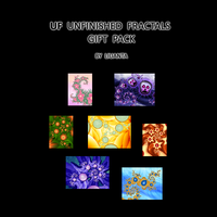UF unfinished params gift pack by Liuanta