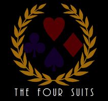 Zepha Telex - The Four Suits by seraph086770