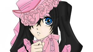 Ciel's crossdressing by DowntownGirl03