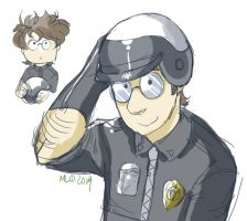 Good Cop by MidoriLied