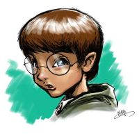 Chad's Harry Potter by Chadwick-J-Coleman