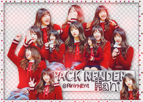 [PACK RENDER #37] 12 PNG HANI - EXID by RinYHEnt
