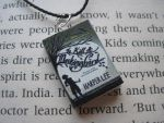 To Kill a Mockingbird Mini Book Necklace by Saint-Rise