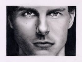 Tom Cruise by MiisS-M