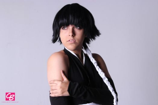 Soi Fong - Bleach by Cosplay-Mad