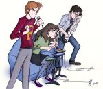 Harry Potter Rock Band by jaymetwins