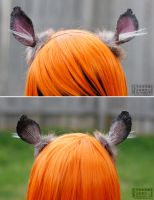 Resin Fantasy Ears by Key-Feathers