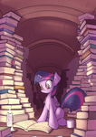 Canterlot Series - Twilight by SubjectNumber2394