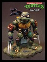 TMNT SLASH by STANJOKER