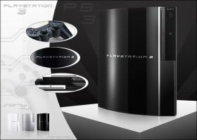 PS3 by sonasou