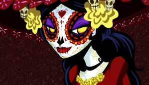 La Muerte by Lord-Of-The-Guns