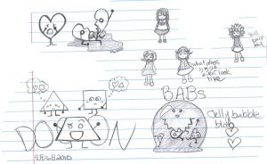 Sub Doodles 4.16.2010 by almostabetrayal