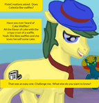Maize Top: Ask 2 by Legend-Seeker-MLP