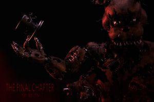 Five Nights at Freddy's 4 Teaser Image by AnimatronicSnivy09
