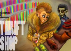Thrift Shop by Kid-Kapow