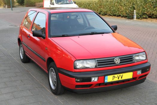Volkswagen Volf Mk3 named Rosa by TheDutch87