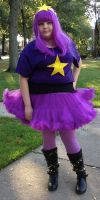 Lumpy Space Princess cosplay by Zarisla