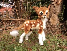 Kirinkitz / Fawn of a Kirin by Kreativjunkie