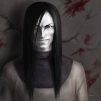 Orochimaru-sama by Alex-J-Crow