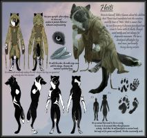 Heiti Reformed sheet by Viant-T