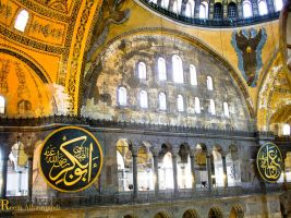 Hagia Sophia by princess-reme