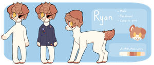Ryan Ref by SpookyDoge