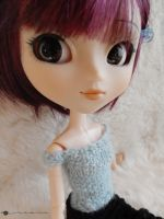 Pullip argyle Sweater by kivrin82