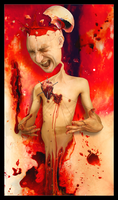 The blood metaphor by Tellaine