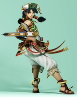 Soul Calibur - Talim 01 by DoraiBoonzu